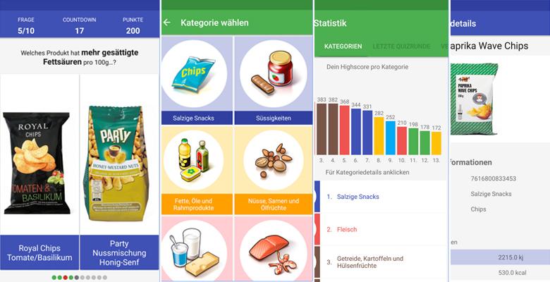Swiss-Food-Quiz